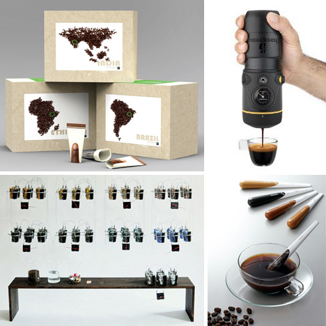 Brewed fresh 10 hot coffee centric designs prototypes for Innovative product ideas not yet invented