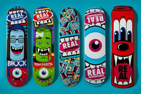 Collector Decks 15 Wall Worthy Artistic Skateboards