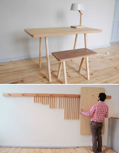 The. Minimalist Wood Peg Furniture is Easy to Assemble   Store   Urbanist