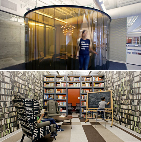 19 Crazy Offices That Think Outside The Cubicle Urbanist