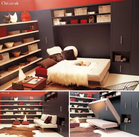 Beyond sofa beds 7 creative new kinds of sleeper couch for Sofa cama 135 ancho