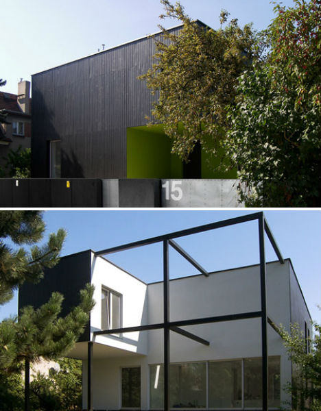 Black Buildings 15 Examples Of Monochromatic Architecture