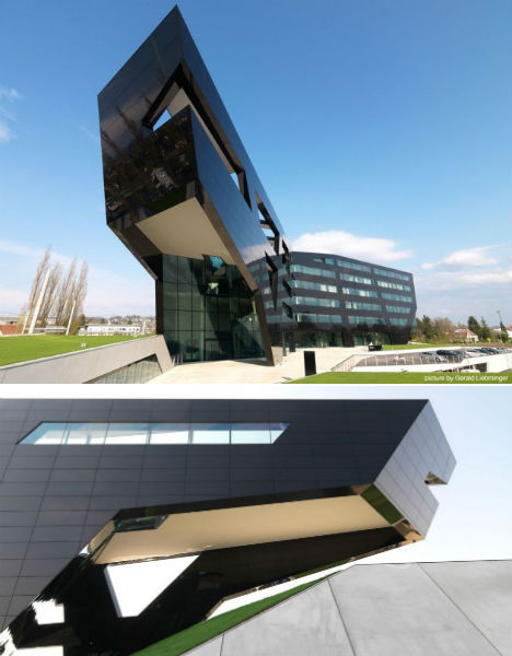 black panther building by gs architects