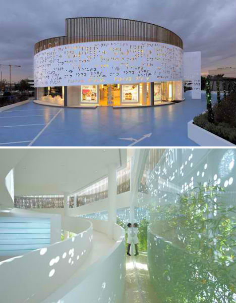 Architecture Gets Graphic 13 Ornamental Building Designs