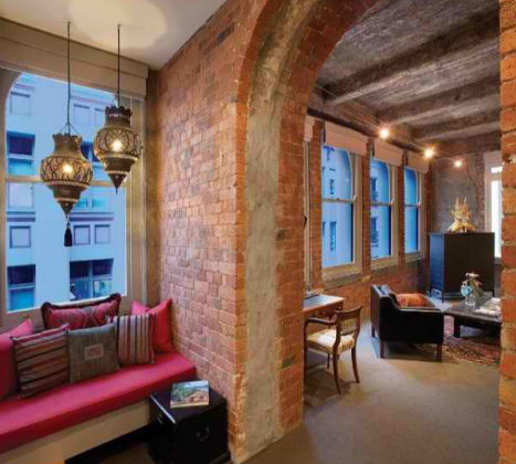 Quintessential Conversion The Ultimate Warehouse Loft