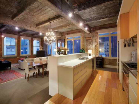 Quintessential conversion the ultimate warehouse loft - Warehouse turned into home ...