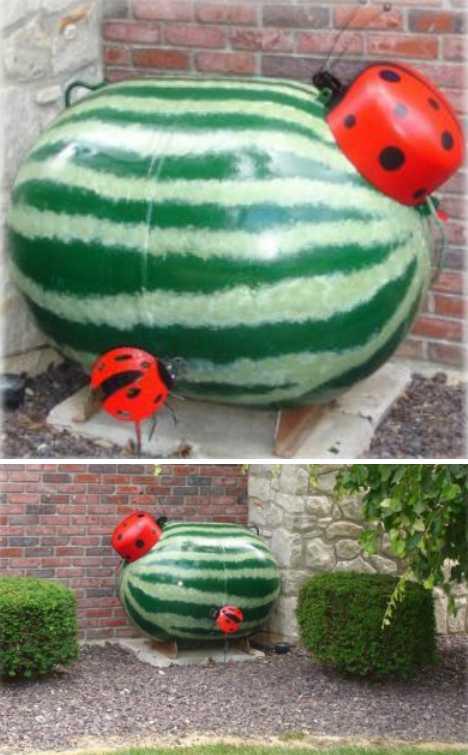 Make Mine Melon
