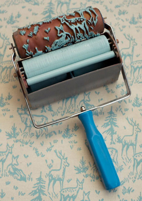 Wallpaper Paint Rollers Cool Clic