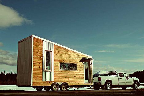 unusual tiny rvs. Modern Yukon Tiny Home Happy Trailers  11 Cool Campers Mobile Concepts Urbanist
