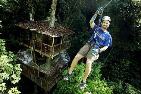 Rain Forest Retreat: Remote Jungle Tree-House Hotel | Urbanist