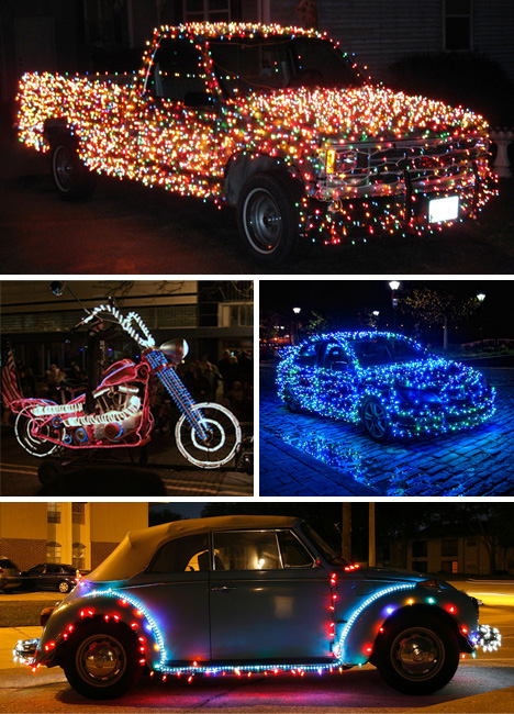 Christmas Lights With Batteries
