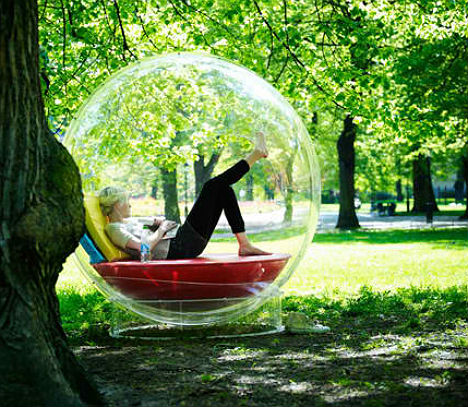 Live In A Bubble With The Cocoon 1 Room Pod Urbanist