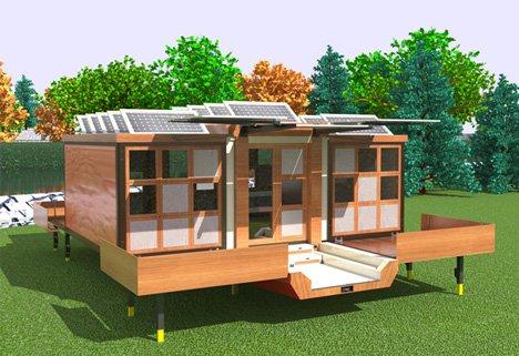happy trailers 11 cool campers mobile home concepts urbanist. Black Bedroom Furniture Sets. Home Design Ideas