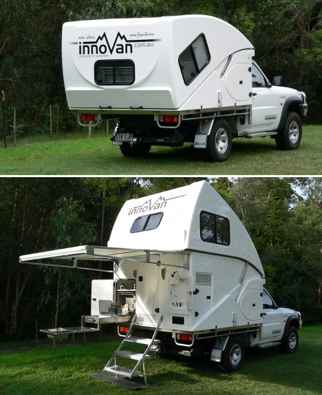 Trailer Homes: Happy Trailers: 11 Cool Campers & Mobile Home Concepts