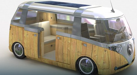Happy Trailers 11 Cool Campers Amp Mobile Home Concepts