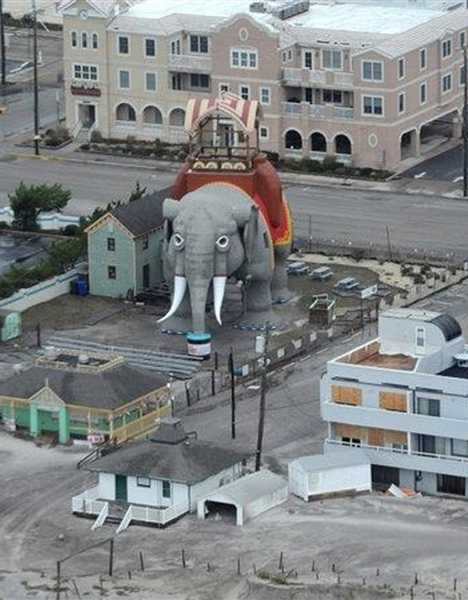 Lucy the Elephant New Jersey