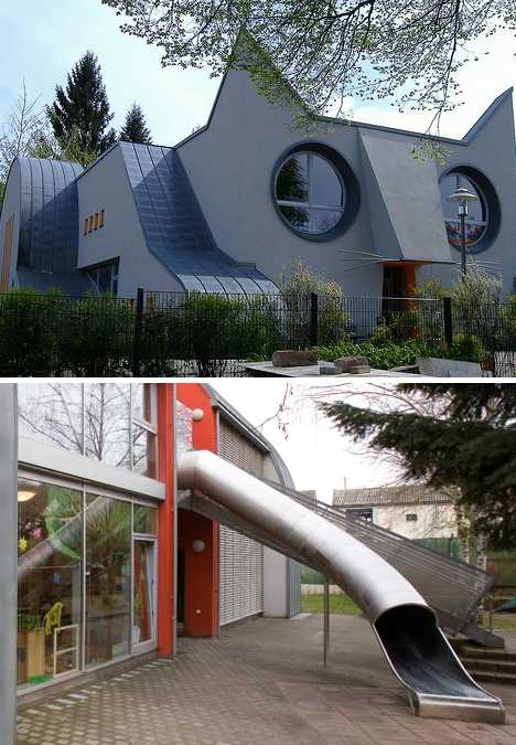In The Doghouse Again 13 Odd Animal Shaped Buildings