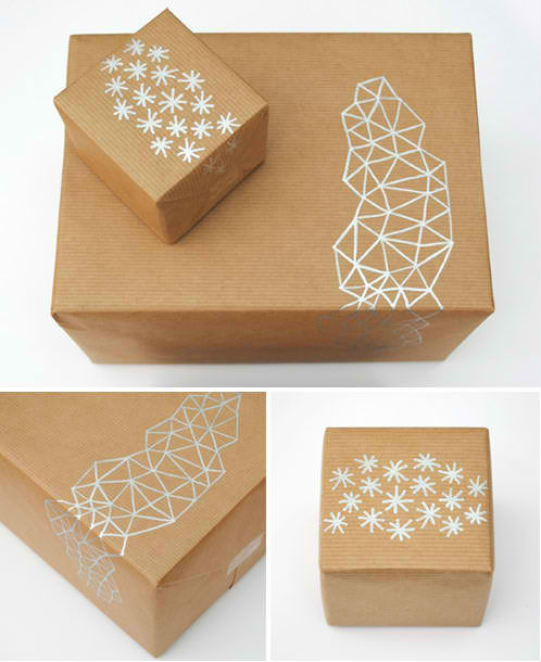 Wedding Gifts Packing Designs: Rad Wrappings: 15 Modern, Quirky & Fun Gift Wrap Designs