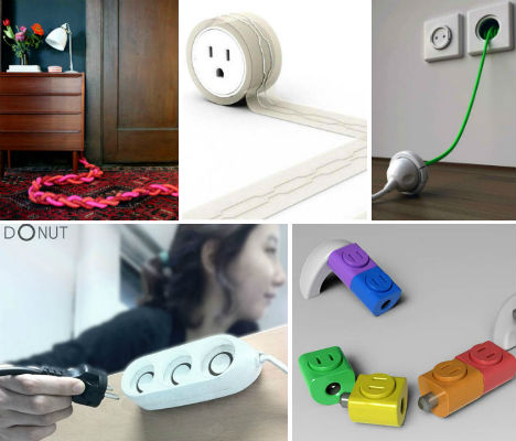 Power Trip 13 Creative Cord amp Outlet Concepts Urbanist