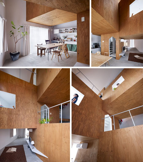 Only In Japan 13 Odd Houses By Suppose Design Office
