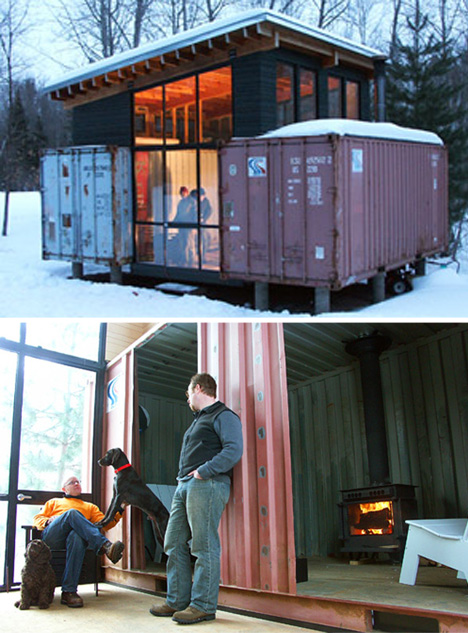 Small Mobile Houses 8 ultra mobile pedal powered shelters Images Via Tumbleweedhouses