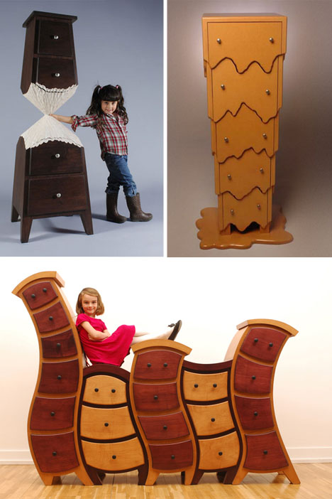 Absolutely Absurd 18 Playful Furniture Pieces For All