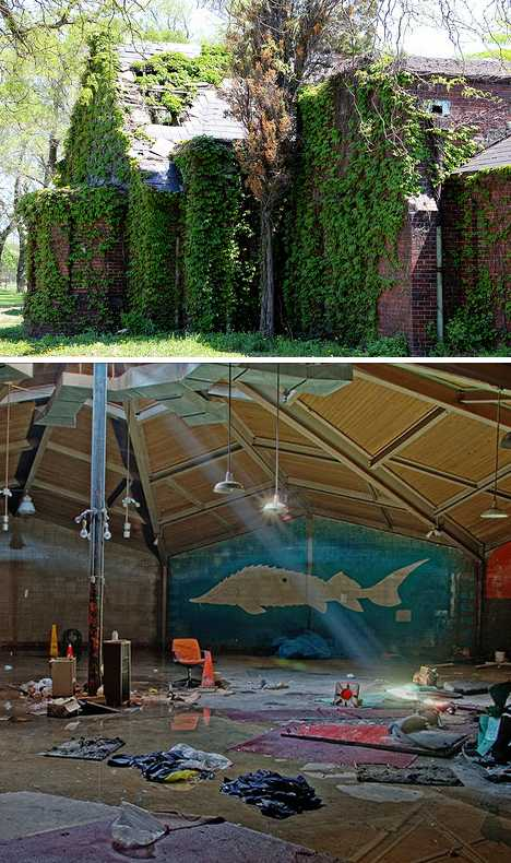 High Dry 8 Amazing Abandoned Aquariums Urbanist