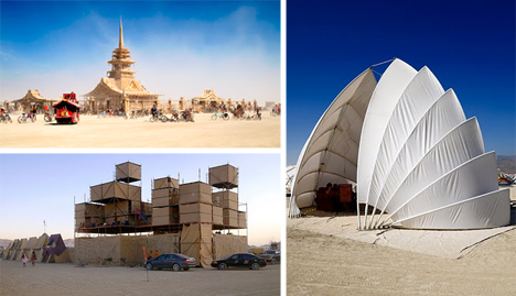 Wondrous Beyond Domes 36 Photos Of Burning Man Building Types Urbanist Largest Home Design Picture Inspirations Pitcheantrous