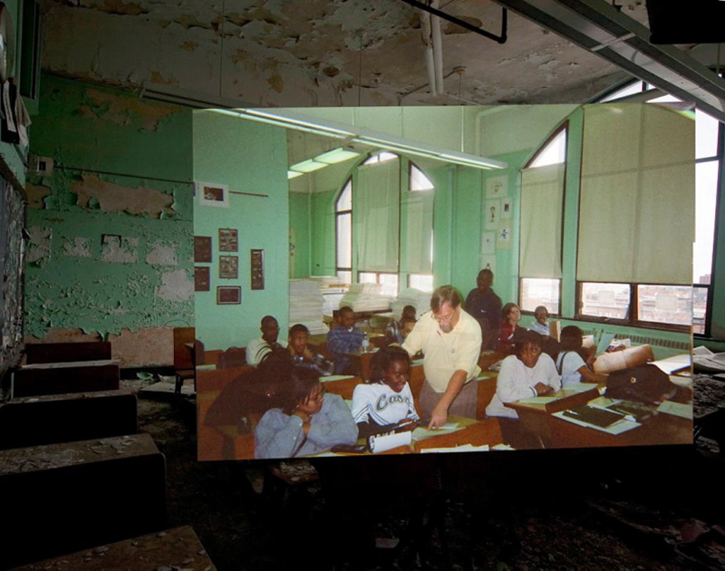 detroit classroom then now