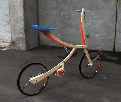 Wheely Great Ideas 10 Cool Bike Technology Concepts Urbanist