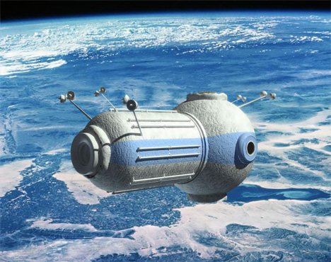 5 space hotel