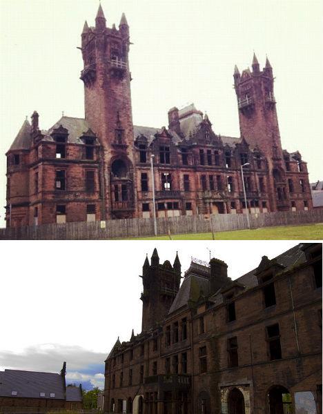 Abandoned Gartloch Hospital Scotland 1