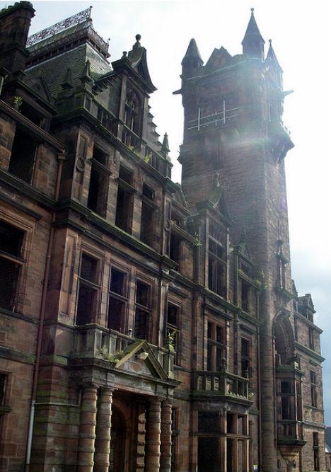 Abandoned Gartloch Hospital Scotland 2