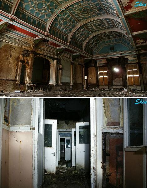 Abandoned Gartloch Hospital Scotland 3