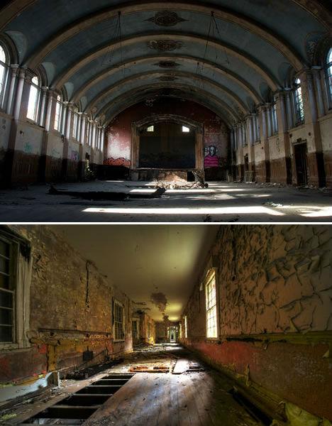 Abandoned Hellingly Asylum 1
