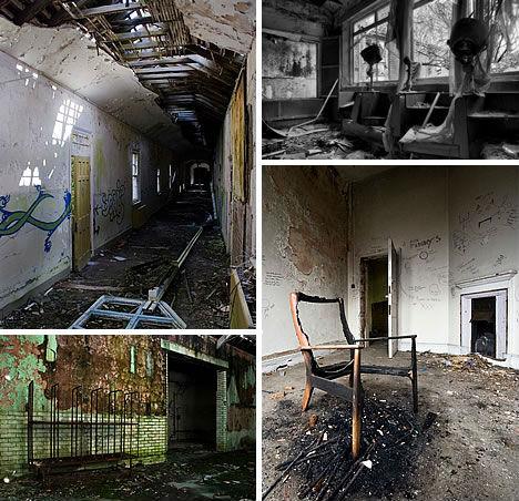 Abandoned Hellingly Asylum 3