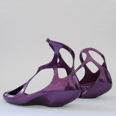 Architect Shoes Hadid Melissa