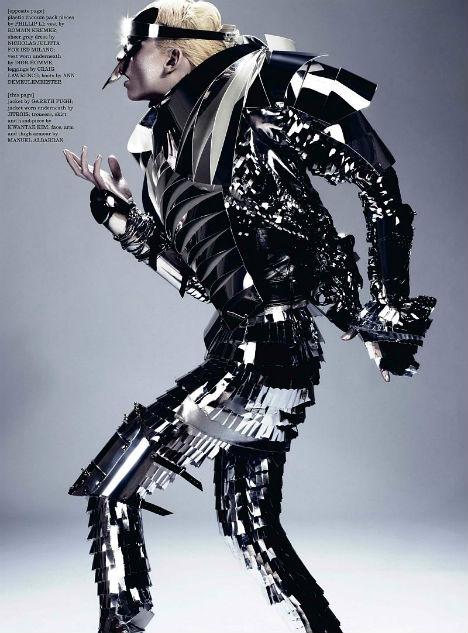 Futuristic Fashion Andrej Pejic 3