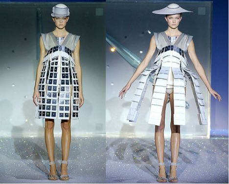 Futuristic Fashion: 35 Out-of-this-World Designer Looks ...