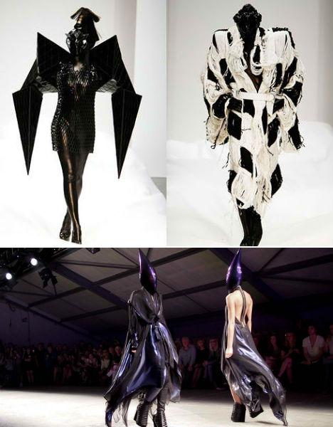 Futuristic Fashion Gareth Pugh 1