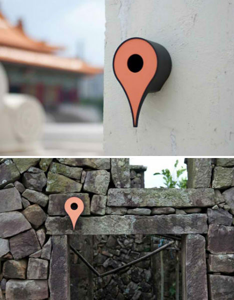 Google Maps Birdhouse 2