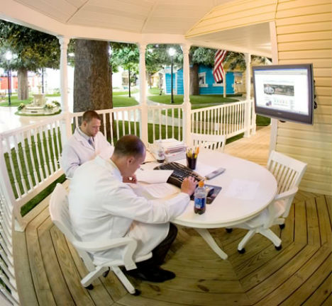 Inventionland Treehouse Office 2