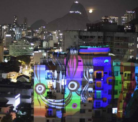 Tagtool iPad Urban Light Art 1