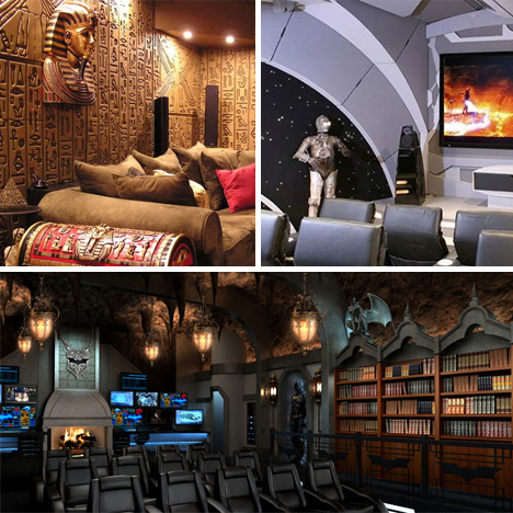 Themed-Home-Theaters