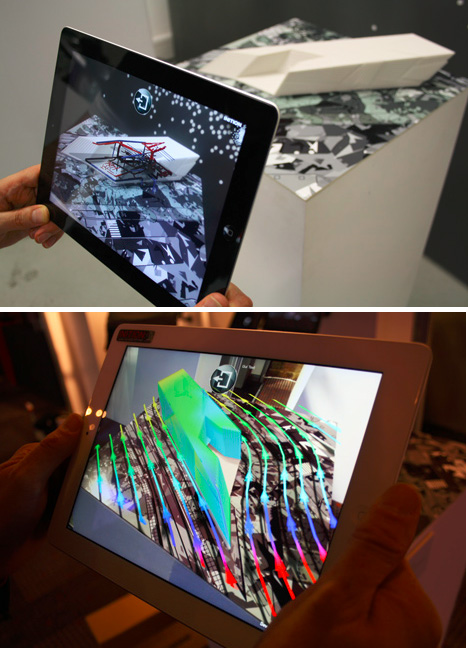 augmented reality model simulations