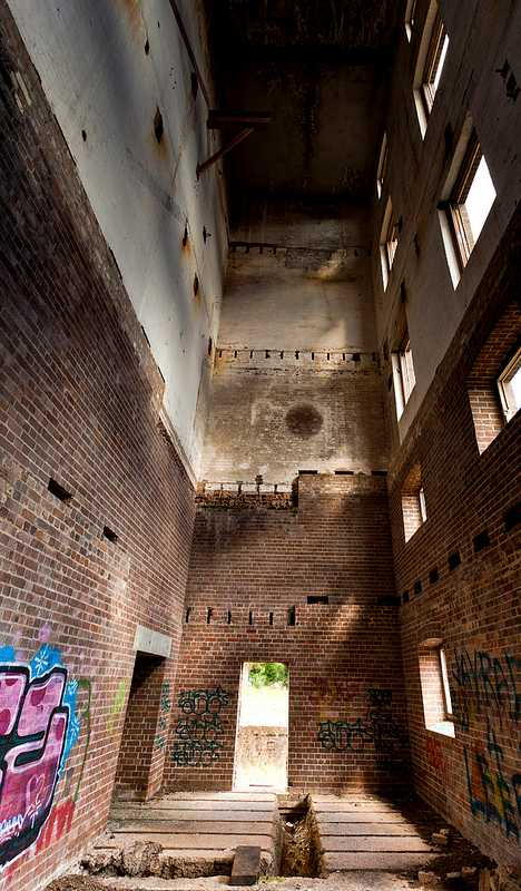 Tooth's Brewery abandoned NSW Australia