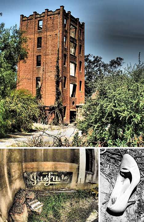 Lincoln-Oakbank abandoned brewery Australia