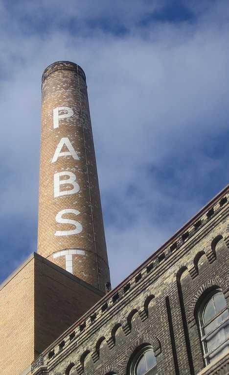 Pabst Bewery Milwaukee