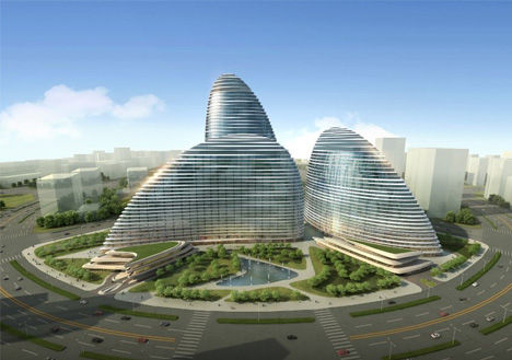Pirated Architecture: Chinese Copies of Famous Buildings ...