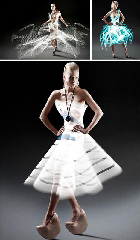 light art designer apparel